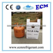 Gas Refrigerante R600a Refrigerant Butane Gas With 99.9% Purity