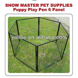 6 Sided Folding Pet Fence