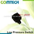 Jaco baixa água interruptor de pressão para sistema de água ro( taiwan)