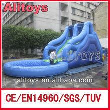 Australian cheap inflatable slip and slide for adult