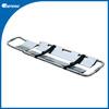 Medical aluminum alloy folding scoop stretcher (DDJ-3B)