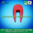 100%biodegradable colorful personalized design bulk plastic PLA material golf divot tool