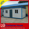 RX Conveinent Movable Prefabricated Container Box Office