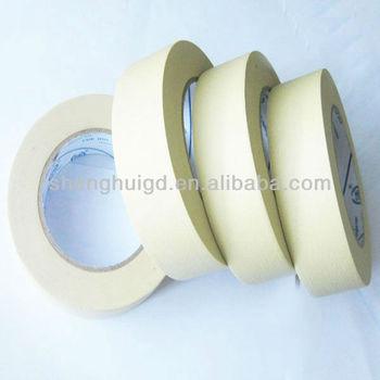 High quality masking tape jumbo roll