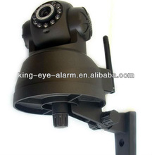 Low end M-JPEG ,Two-way audio, Remote Pan/Tilt,WIFI/ Wire indoor IP camera