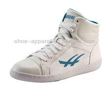 2013 High neck Sneaker Skate Shoes For Men