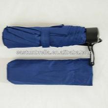 2012 the most popular blue folding umbrella