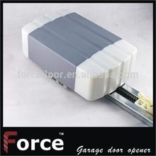 Battery Backup garage door closing mechanism
