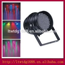 Hihg quality led par64 light,RGB led stage dj effect par can,dmx control par light