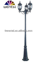 New arrival light post outdoor with aluminum for street use--DH-1429-3