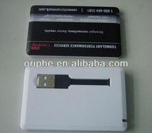 card style usb flash drive