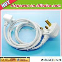 for Apple PowerBook iBook Macbook power cable & power plug