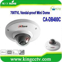 Vandal-proof dahua cctv camera specifications 700tvl CA-DB480C