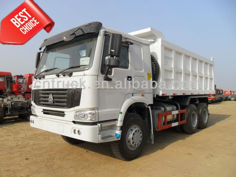 Howo 6x4 25t Dump Truck
