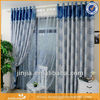 MT S1002 jacquard blackout ready made curtains tree design curtain buy direct from china factory chinese wholesale curtains