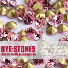 crystal glass chaton stone,mc chaton 888