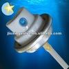 Automatic dispenser air freshener spray valves