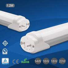 CE&RoHS 18w Led Tube 50000 Hours Lifespan