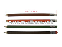 2013 new design colorful fashion pens and pencils for student or office