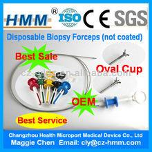 Gastric Alligator Tissue Sampling Biopsy Forceps of Disposable Medical Instruments