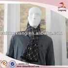 men 100% silk fashionable scarf