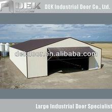 Wrought Iron Design Bi fold Security Door