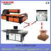 Die board CO2 laser die cutting machine cnc cutting for die plate making