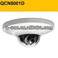 1/3 Coms home H.264/MJPEG IR Dome IP Camera