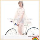 Crystal dots rain poncho raincoat for bike