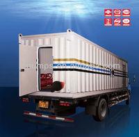 Diesel Movable Pump station