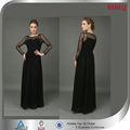ёенской одеёды китай черный длинным рукавом круёевом свадебное платье 2014
