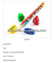 cosmetic eye pencil sharpener