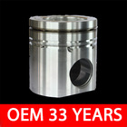 Weichai Steyr Piston WD618 of 126mm from China Factory for wholesale