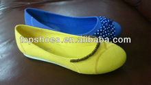 flat women pointed shoes