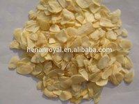 China White Garlic Flakes