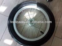 spoke wheel 14*2.125