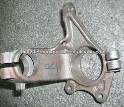knuckle spare part Peugeot 206