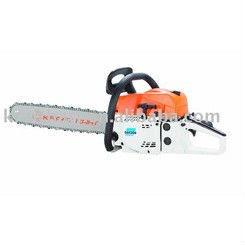 5200 Petrol Chain Saw With Aluminum Brake Guard Board KH-GS5200