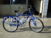 26 inch hot sale 2-stroke 50cc cheap beach stylr gas engine motor bike