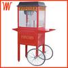 Hot sale Popcorn machine with wheels
