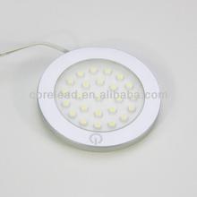 Modern design Alu body 2w led puck light