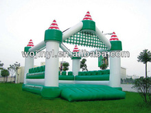 2014 hot sale inflatable bouncy castle/jumping bouncy for children