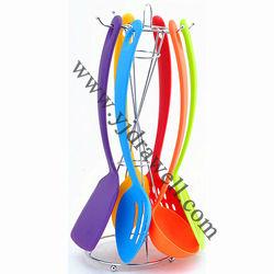 NY-1012 6 Piece Nylon kitchen tool set