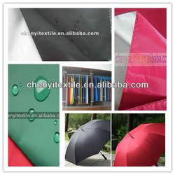 Factory price silver umbrella fabric umbrella material