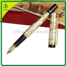 JHF-Y5000 Cutout Luxury Metal Promotion Fountain Pen