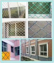 high quallity welded burglar proofing window ( window fence manufacturer ISO9001:2008)