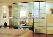 Aluminum living room sliding door