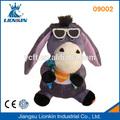 09002 macio pelúcia e recheadas toy donkey