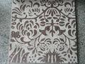 Impreso tejido de tapicería de algodón para sofá