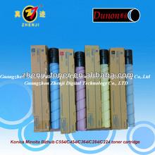 Factory Sales 100% New Compatible TN512 Konica Minolta Bizhub C454 Bizhub C554 Color Toner Cartridge